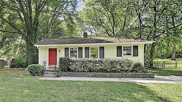 1004 Ridgecrest Drive, Smyrna, GA 30080 (MLS #6707546) :: Good Living Real Estate