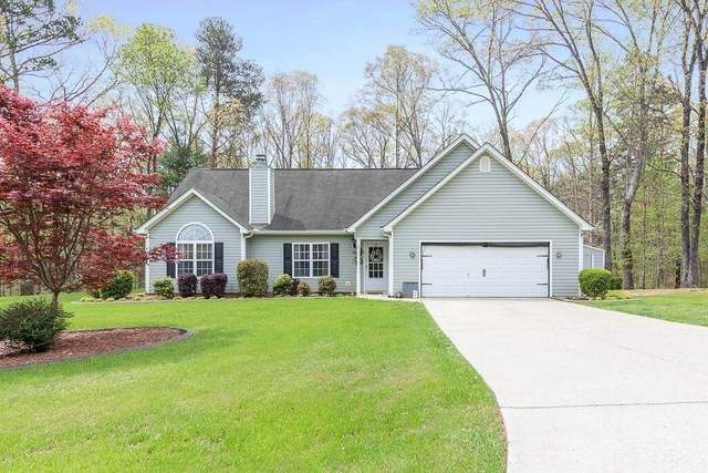 161 Golden Ridge Court, Dawsonville, GA 30534 (MLS #6707589) :: The North Georgia Group