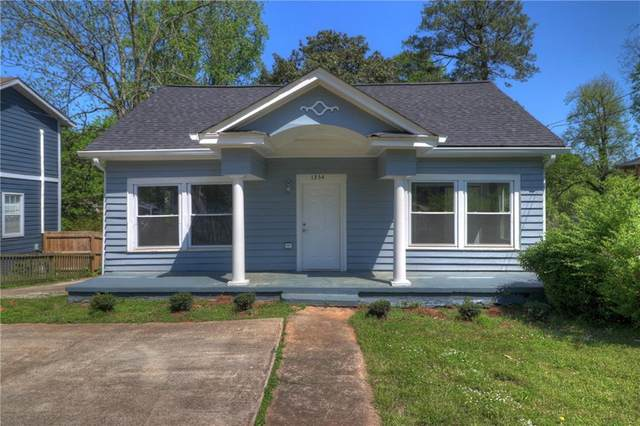 1354 Memorial Drive SE, Atlanta, GA 30317 (MLS #6707606) :: The Zac Team @ RE/MAX Metro Atlanta