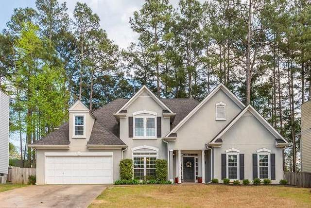 4285 Grand Oaks Drive NW, Kennesaw, GA 30144 (MLS #6707615) :: Kennesaw Life Real Estate