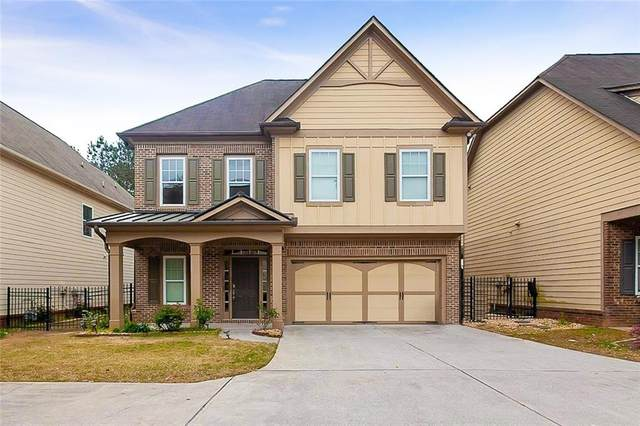 11927 Aspen Forest Drive, Alpharetta, GA 30005 (MLS #6707621) :: The Butler/Swayne Team