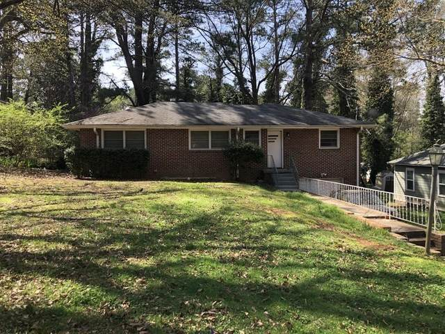 2566 Dewey Avenue, Atlanta, GA 30344 (MLS #6707643) :: The Butler/Swayne Team