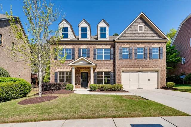 1191 Composer Lane, Alpharetta, GA 30022 (MLS #6707648) :: Charlie Ballard Real Estate