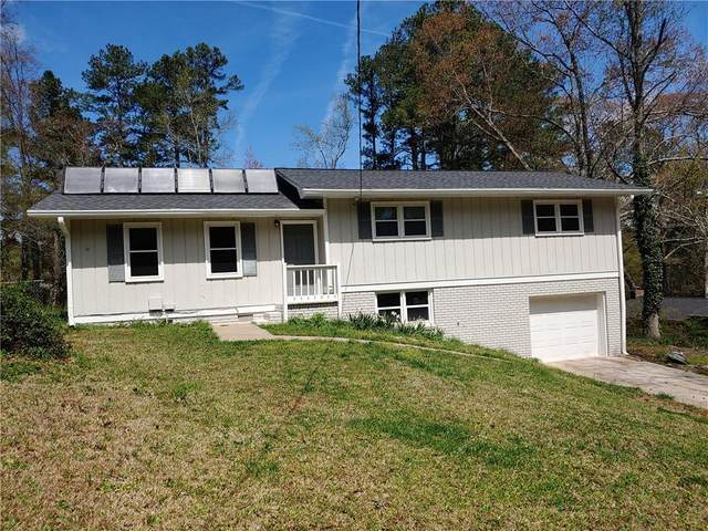 2736 Dunwood Lane, Acworth, GA 30102 (MLS #6707659) :: Good Living Real Estate
