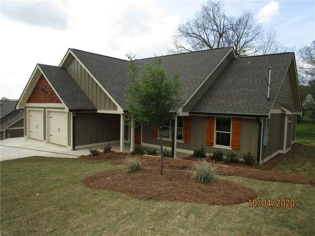 479 Blue Ridge Avenue, Nelson, GA 30151 (MLS #6707661) :: The Zac Team @ RE/MAX Metro Atlanta