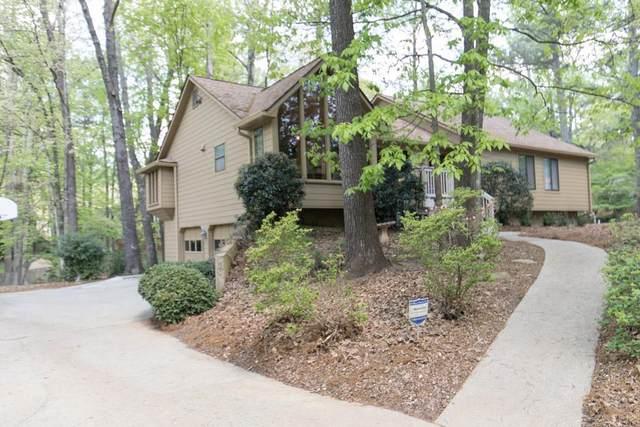 4907 Dillards Mill Way, Peachtree Corners, GA 30096 (MLS #6707669) :: Scott Fine Homes at Keller Williams First Atlanta