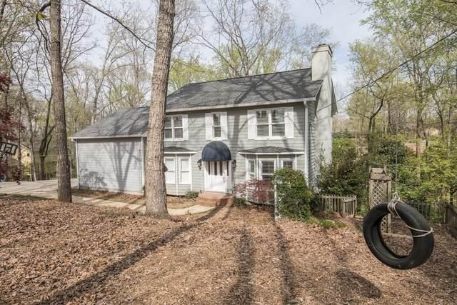 5594 Hidden Harbor Drive, Gainesville, GA 30504 (MLS #6707673) :: Rock River Realty