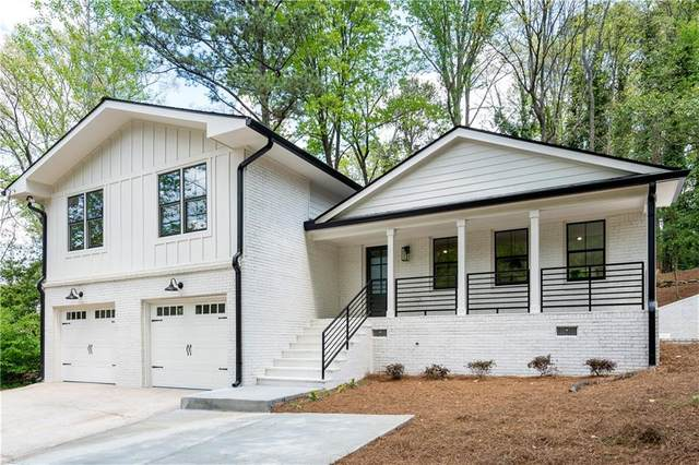 1428 NE Bubbling Creek, Brookhaven, GA 30319 (MLS #6707679) :: North Atlanta Home Team