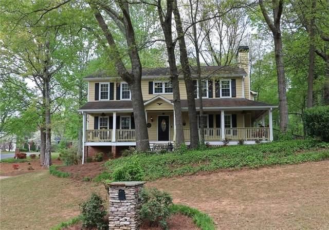 3909 Rivaridge Court, Marietta, GA 30062 (MLS #6707684) :: Kennesaw Life Real Estate