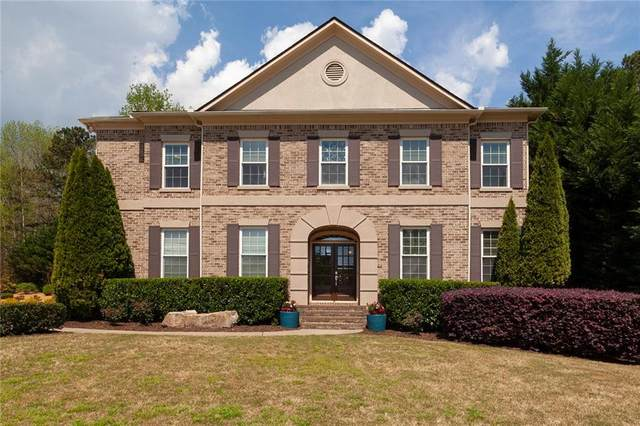401 Bennington Court, Canton, GA 30115 (MLS #6707696) :: The North Georgia Group