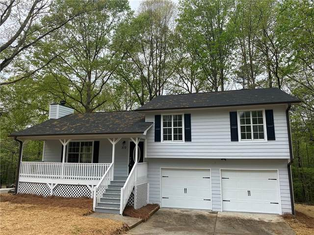 373 Bakers Bridge Circle, Douglasville, GA 30134 (MLS #6707707) :: The Butler/Swayne Team