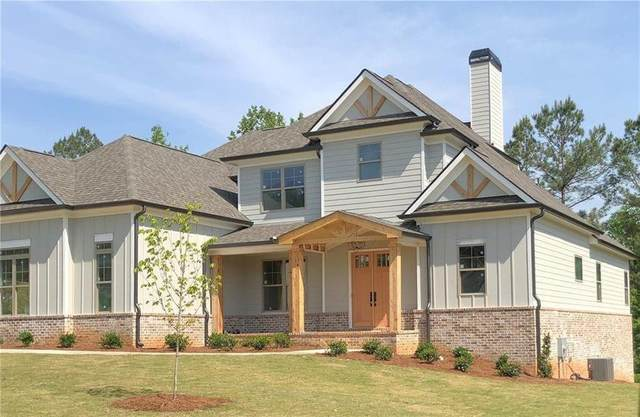 3655 Cameron Circle, Gainesville, GA 30506 (MLS #6707712) :: The North Georgia Group