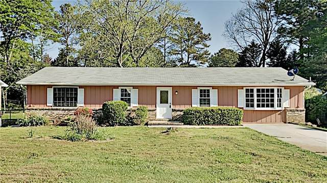 652 Ralph Road SE, Conyers, GA 30094 (MLS #6707724) :: The Butler/Swayne Team