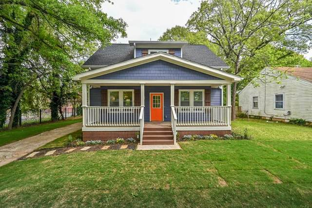 1222 Princess Avenue SW, Atlanta, GA 30310 (MLS #6707727) :: Rock River Realty