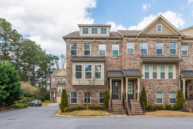 1272 Linden Court #1272, Atlanta, GA 30329 (MLS #6707731) :: The North Georgia Group
