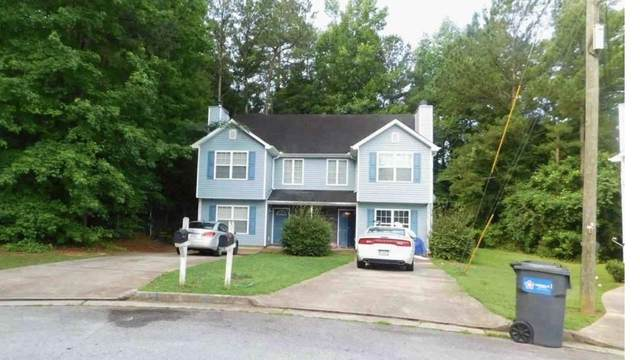 8478 Moultrie Drive, Jonesboro, GA 30238 (MLS #6707735) :: The Zac Team @ RE/MAX Metro Atlanta