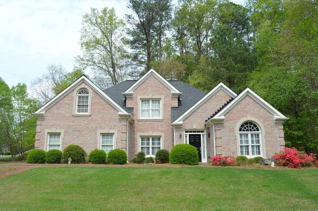 1015 Knoll Terrace, Roswell, GA 30075 (MLS #6707737) :: Charlie Ballard Real Estate