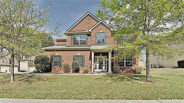 3085 Gayle Manor Lane SW, Snellville, GA 30078 (MLS #6707738) :: Good Living Real Estate