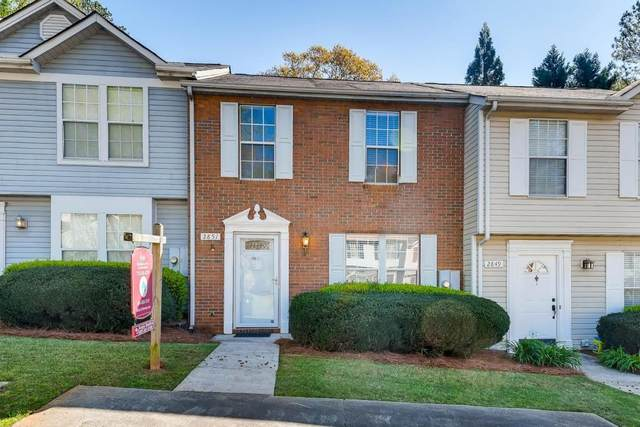 2851 Dresden Square Drive, Atlanta, GA 30341 (MLS #6707754) :: Good Living Real Estate
