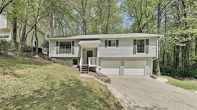 7060 Stone Wood Drive NW, Kennesaw, GA 30152 (MLS #6707760) :: The Butler/Swayne Team