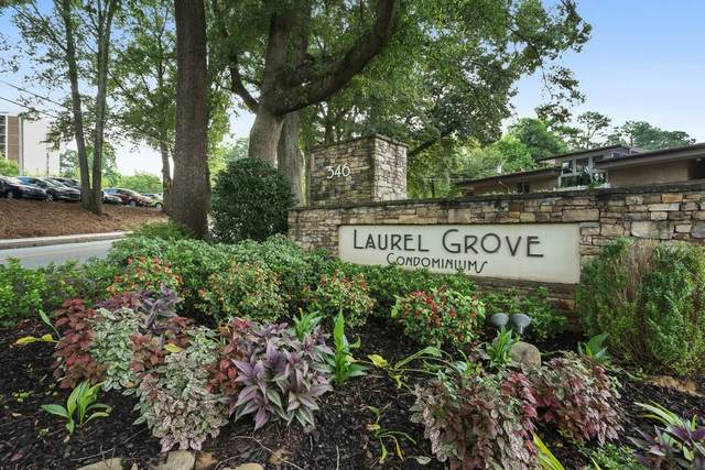 346 Carpenter Drive #37, Sandy Springs, GA 30328 (MLS #6707778) :: Charlie Ballard Real Estate