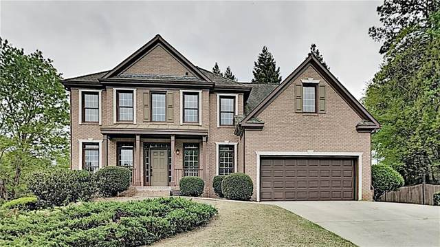 101 Copper Trail, Canton, GA 30114 (MLS #6707781) :: The Heyl Group at Keller Williams