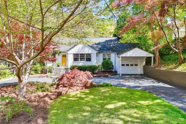 218 Willow Lane, Decatur, GA 30030 (MLS #6707800) :: The North Georgia Group