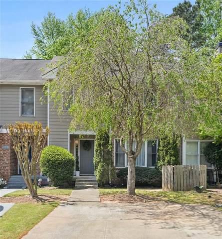 1105 Shiloh Lane NW, Kennesaw, GA 30144 (MLS #6707810) :: Kennesaw Life Real Estate