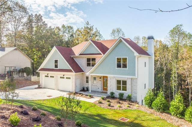 2084 Riverwood Drive, Gainesville, GA 30501 (MLS #6707829) :: RE/MAX Paramount Properties