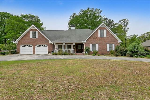 597 Heather Drive, Lithia Springs, GA 30122 (MLS #6707842) :: Kennesaw Life Real Estate