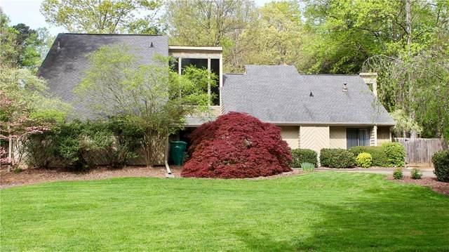 4705 Reann Way NE, Kennesaw, GA 30144 (MLS #6707861) :: Kennesaw Life Real Estate
