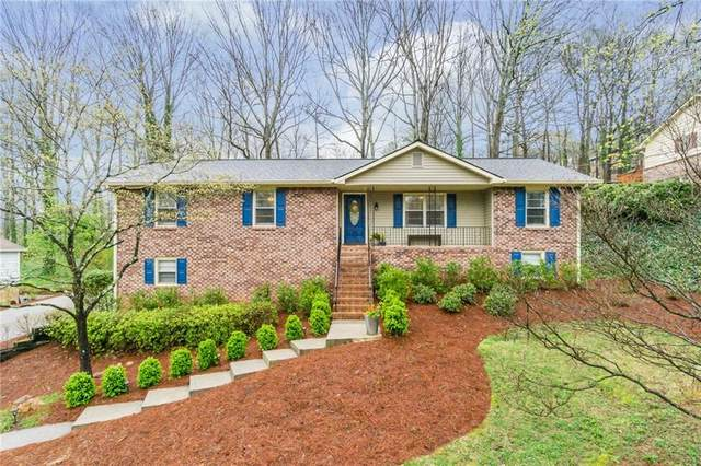 2130 Spalding Drive, Marietta, GA 30062 (MLS #6707871) :: Kennesaw Life Real Estate