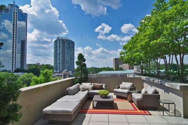 2881 Peachtree Road NE #605, Atlanta, GA 30305 (MLS #6707895) :: Scott Fine Homes at Keller Williams First Atlanta