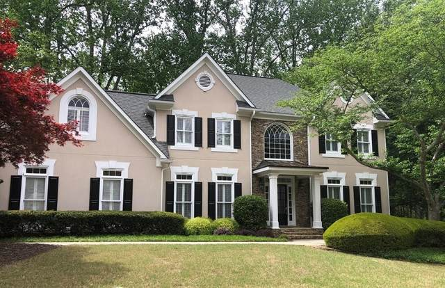 1520 Highview Pines Pass, Alpharetta, GA 30022 (MLS #6707898) :: The North Georgia Group