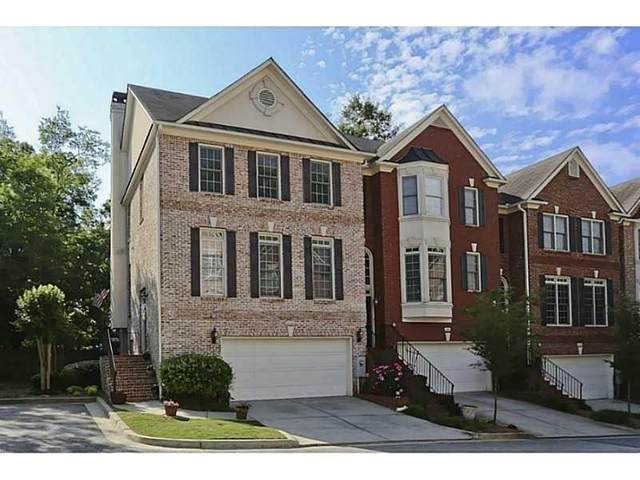 2136 Briarwood Bluff, Brookhaven, GA 30319 (MLS #6707905) :: North Atlanta Home Team