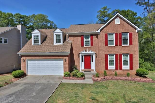 1911 Wedgewood Drive, Stone Mountain, GA 30088 (MLS #6707913) :: North Atlanta Home Team