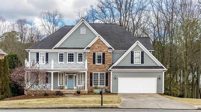 3705 River Hollow Run, Peachtree Corners, GA 30096 (MLS #6707927) :: Scott Fine Homes at Keller Williams First Atlanta