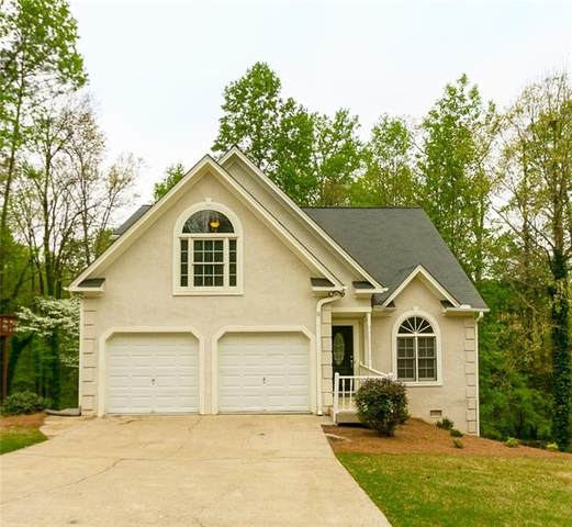 1394 Chatley Way, Woodstock, GA 30188 (MLS #6707940) :: The North Georgia Group