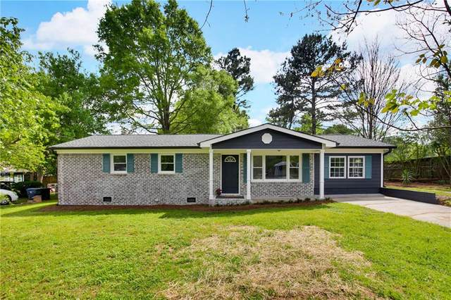 3831 Lavilla Drive, Powder Springs, GA 30127 (MLS #6707960) :: Rock River Realty