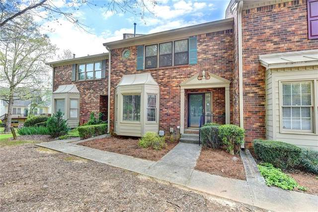 6200 Windsor Trace Drive, Peachtree Corners, GA 30092 (MLS #6707962) :: Rock River Realty