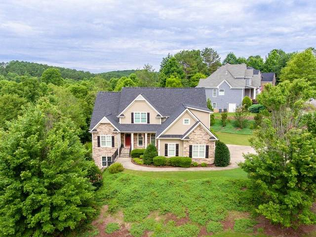 701 Conley Drive, Canton, GA 30115 (MLS #6707982) :: The North Georgia Group