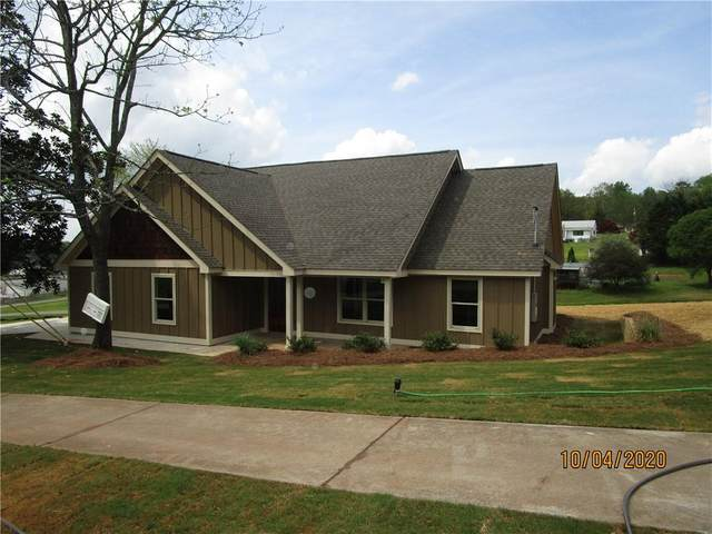 439 Blue Ridge Avenue, Nelson, GA 30151 (MLS #6708014) :: The Zac Team @ RE/MAX Metro Atlanta