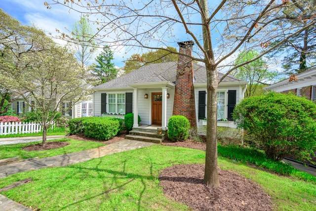2507 Acorn Avenue NE, Atlanta, GA 30305 (MLS #6708017) :: Scott Fine Homes at Keller Williams First Atlanta