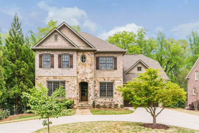 2033 Anderson Drive, Smyrna, GA 30080 (MLS #6708027) :: The Cowan Connection Team