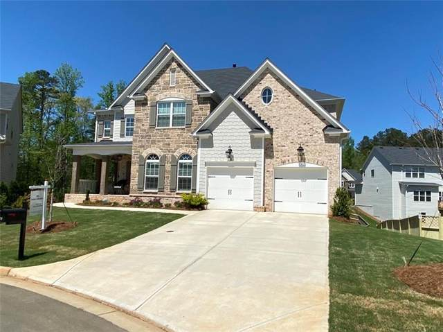 508 Coachman Circle, Canton, GA 30115 (MLS #6708051) :: The North Georgia Group