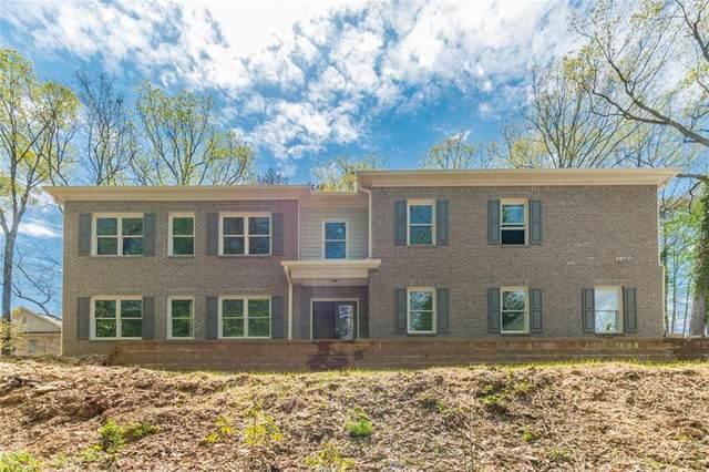 2545 Powder Ridge, Roswell, GA 30076 (MLS #6708092) :: The Heyl Group at Keller Williams