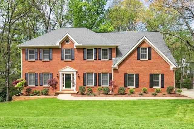 1199 Trotters Run NW, Marietta, GA 30064 (MLS #6708100) :: Kennesaw Life Real Estate