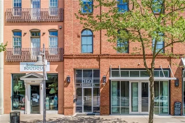 360 Chambers Street #408, Woodstock, GA 30188 (MLS #6708115) :: Kennesaw Life Real Estate