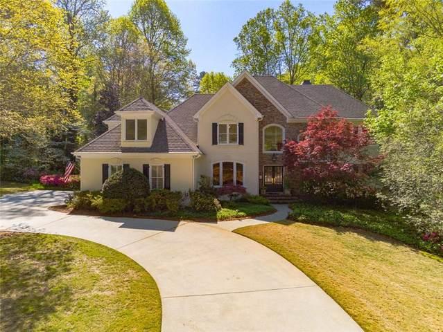 8050 Monticello Drive, Sandy Springs, GA 30350 (MLS #6708149) :: RE/MAX Paramount Properties