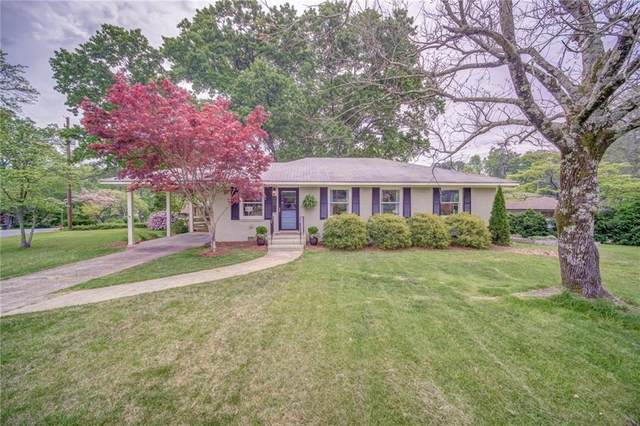 260 Sequoia Drive NE, Marietta, GA 30060 (MLS #6708156) :: Kennesaw Life Real Estate